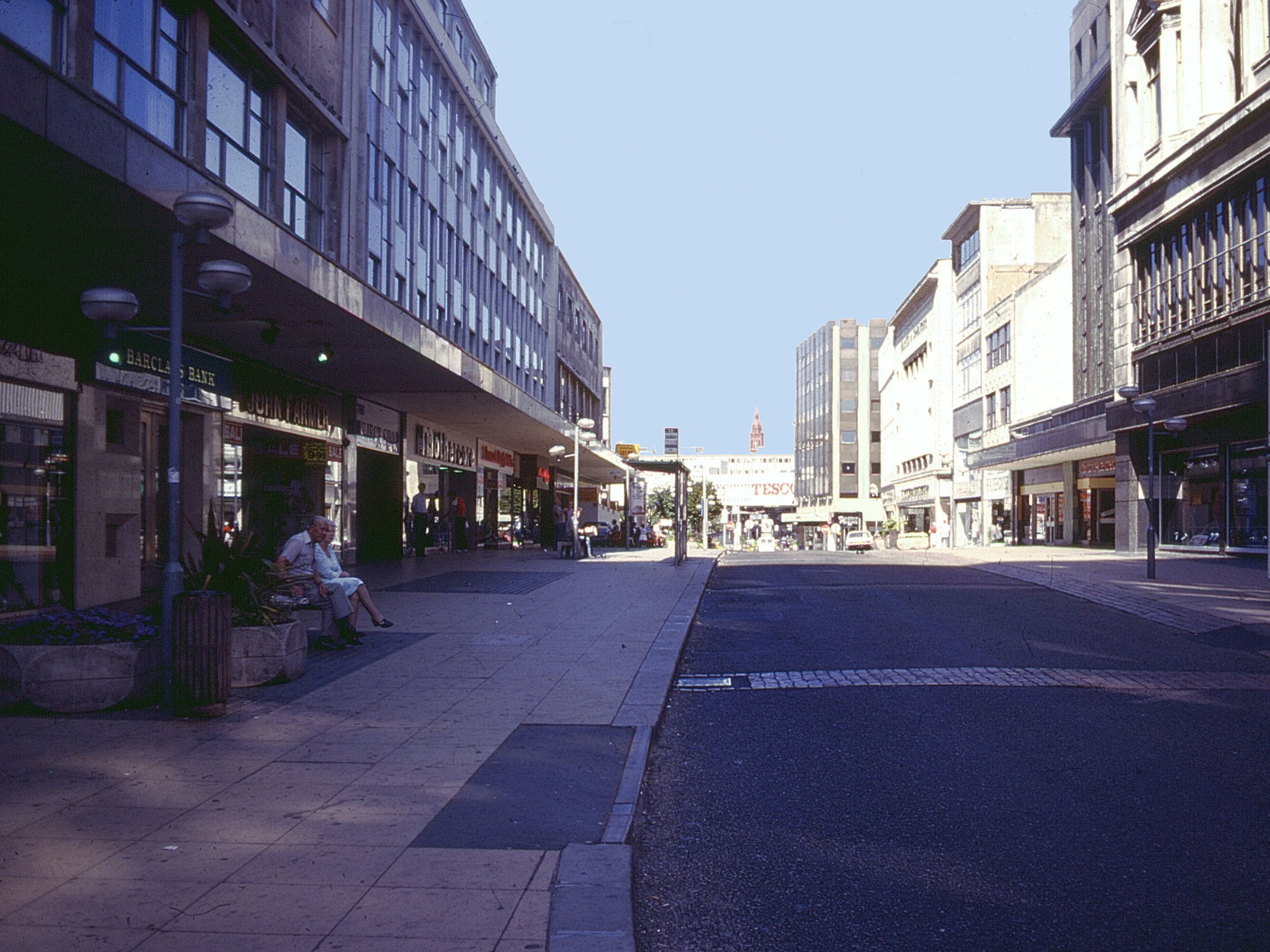 Birmingham in the '80s, Hill Street