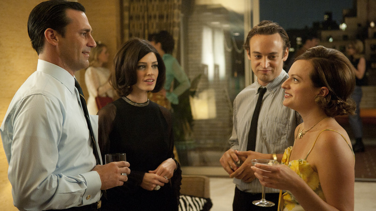 The style evolution of Mad Men's Peggy Olson