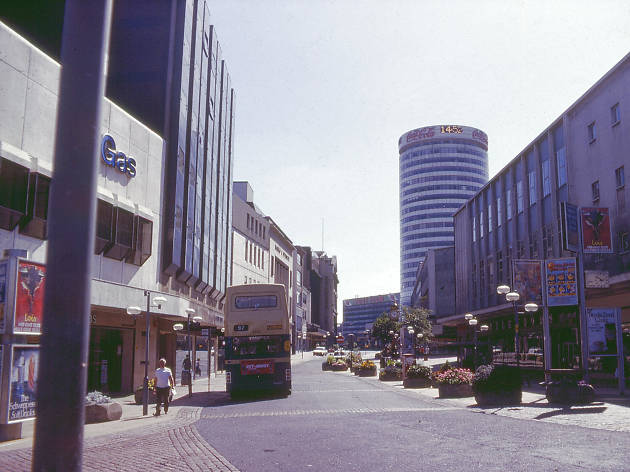 Birmingham in the '80s, High Street