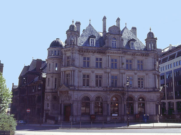 Birmingham in the '80s, General Post Office
