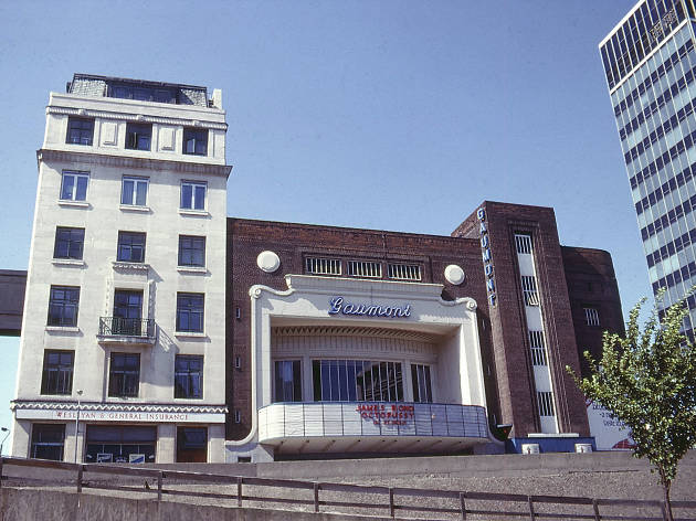 Birmingham in the '80s, Gaumont Cinema