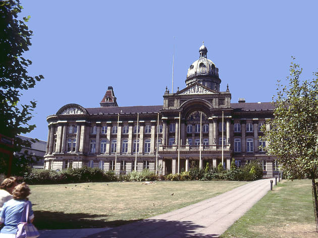 Birmingham in the '80s, Council House