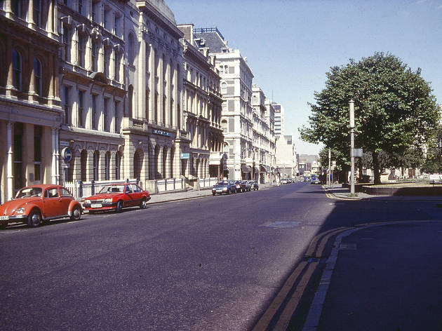 Birmingham in the '80s, Colmore Row