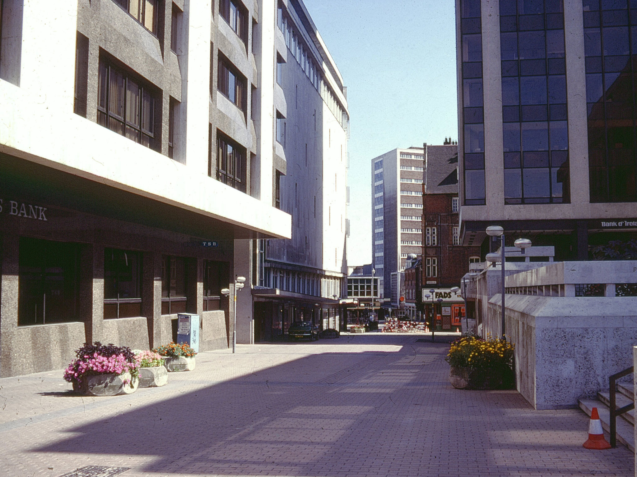 Birmingham in the '80s, Cherry Street