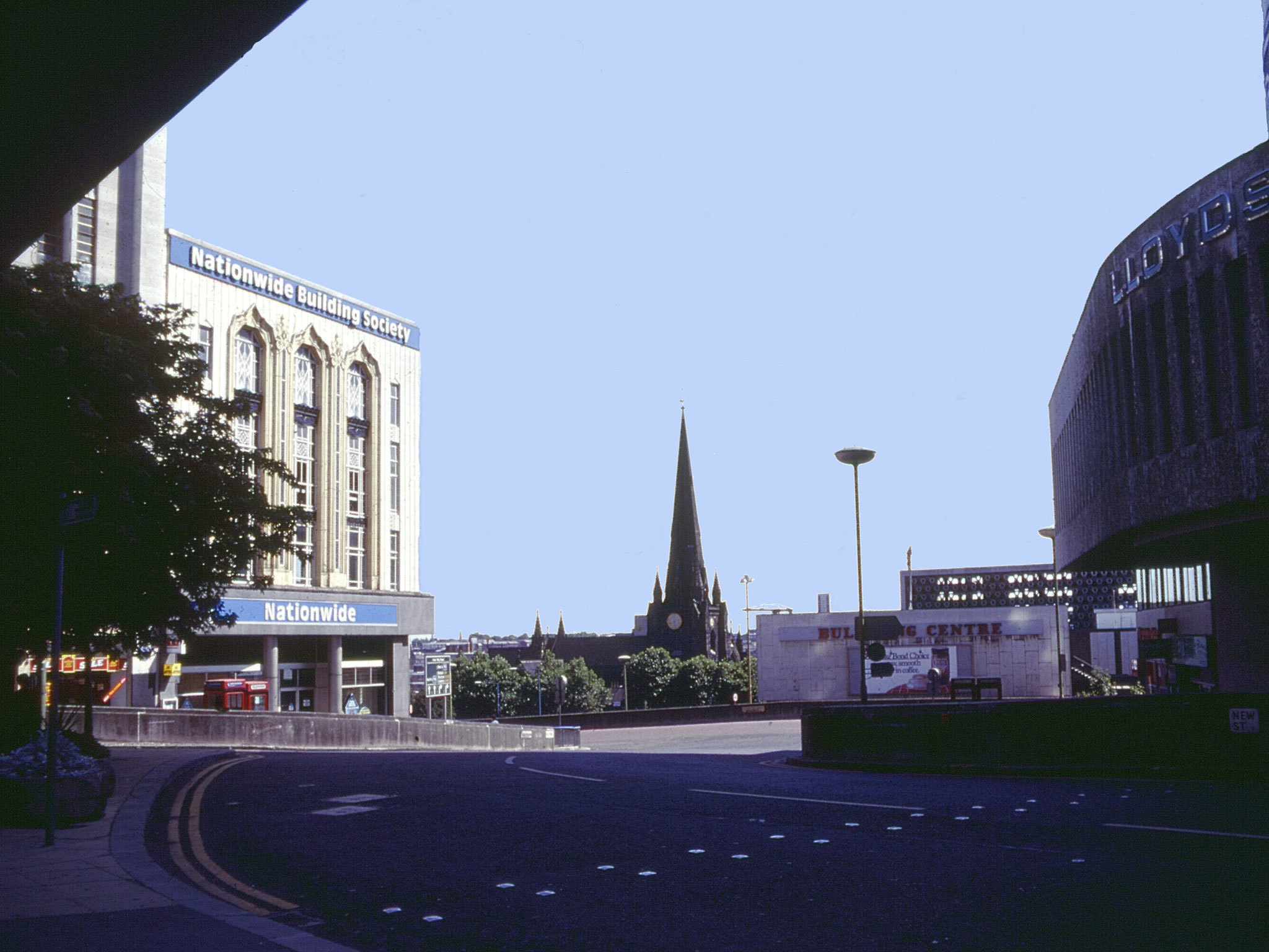 Birmingham in the '80s, Bull Ring