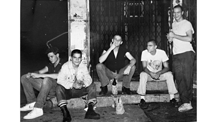 New York's hardcore heyday