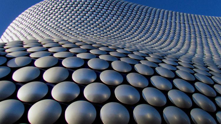 22 glistening photos of Birmingham's modern architecture