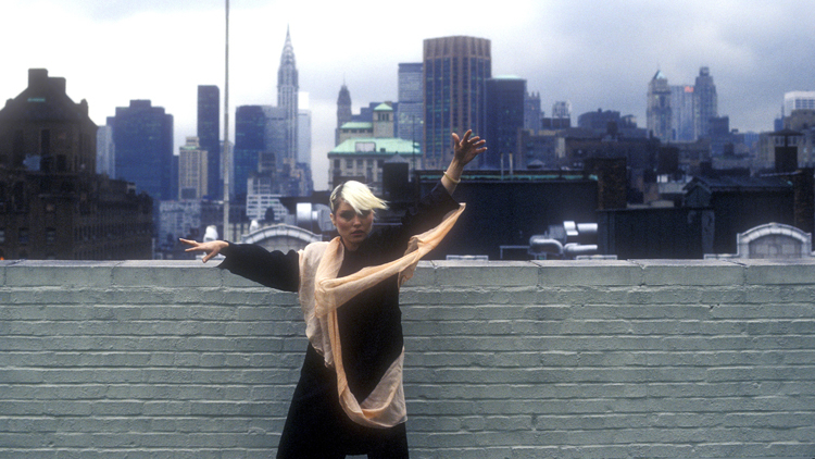 Vintage photos of Debbie Harry in downtown NYC