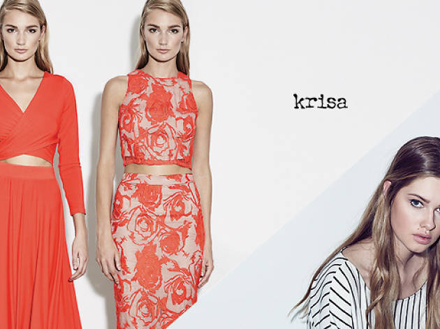 Krisa, Lanston and Three Eighty Two Spring Sample Sale