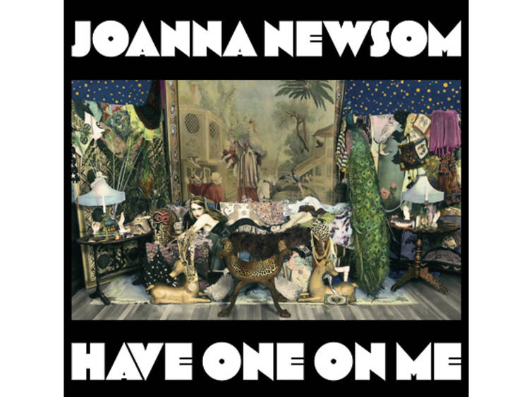 """It Does Not Suffice"" by Joanna Newsom"