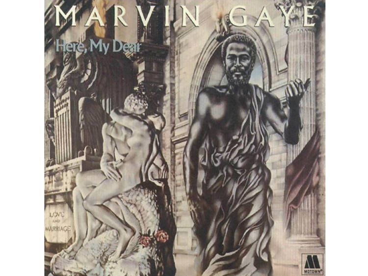 """""""Here, My Dear"""" by Marvin Gaye"""