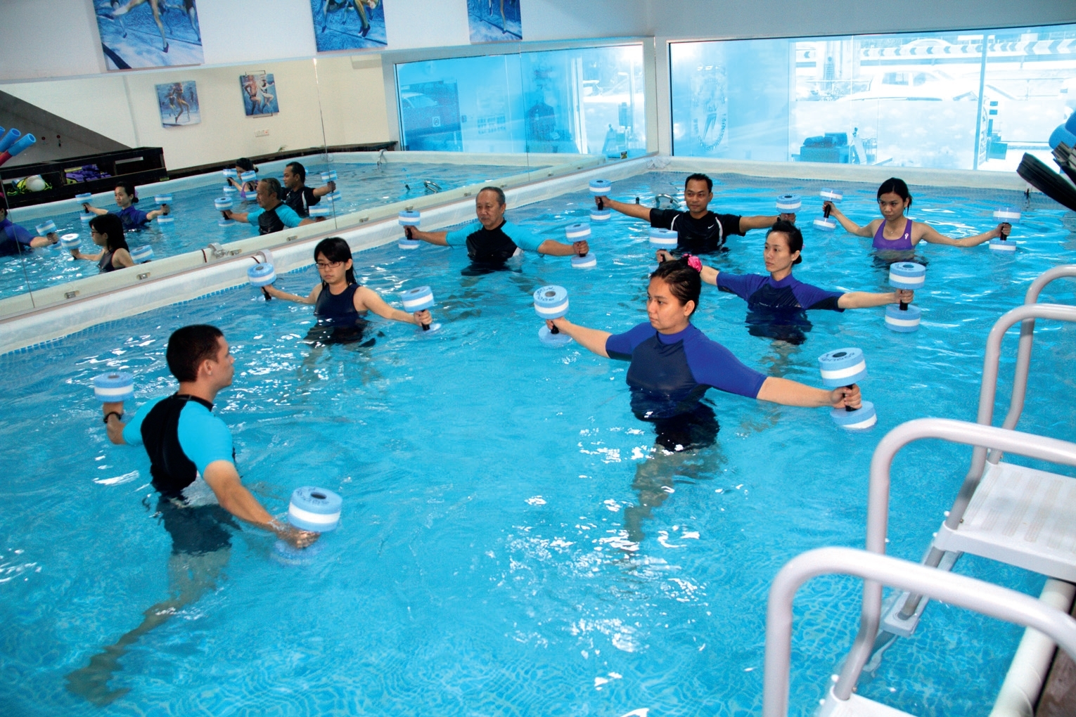 Water Gym