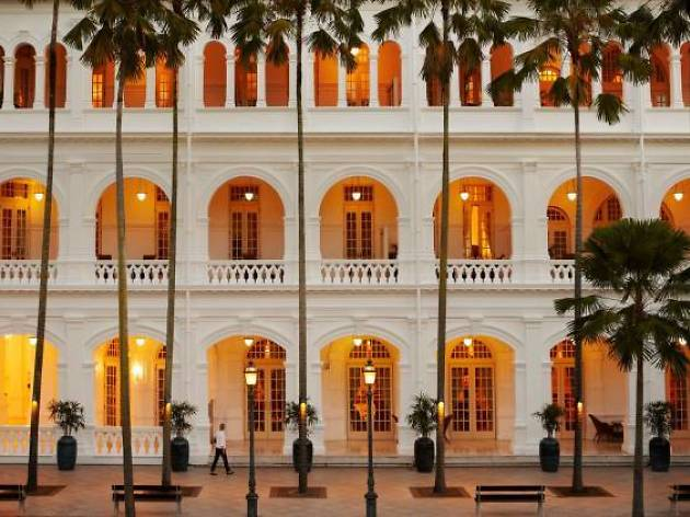 Raffles Hotel Singapore Hotels In City Hall Singapore