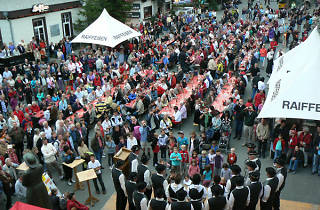West-Switzerland Yodelling Festival, Saas Fee event, Time Out Switzerland