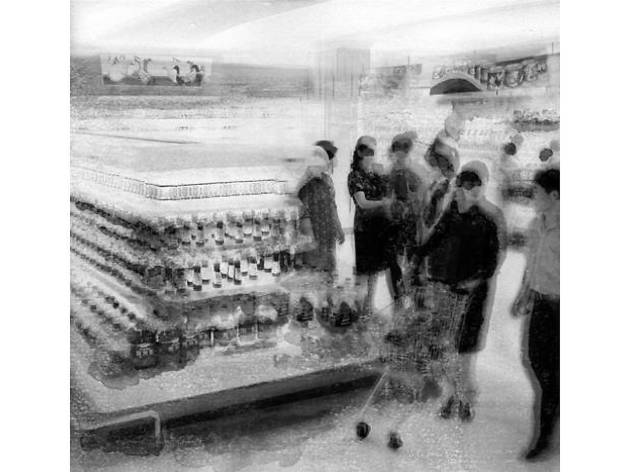 (Daphné Le Sergent, 'North Korean Supermarket', 2015 / Courtesy Galerie Metropolis)