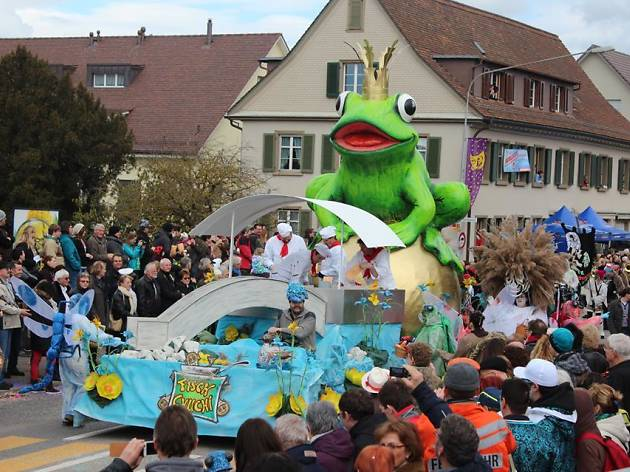 Groppenfasnacht, festival, Time Out Switzerland