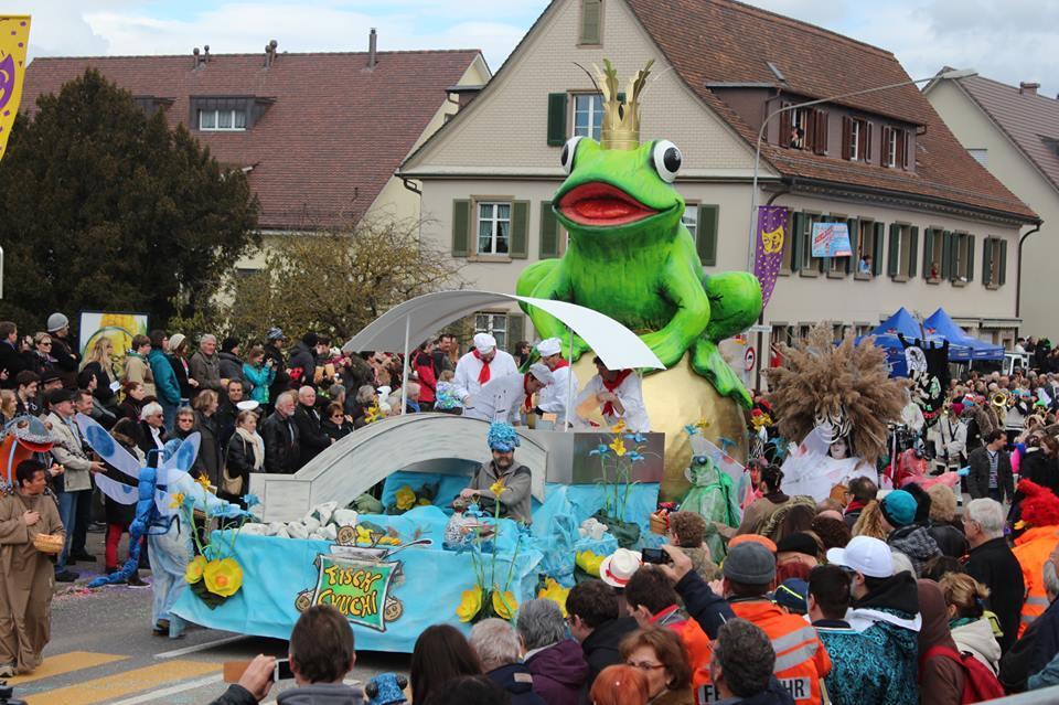Ermatingen fish carnival