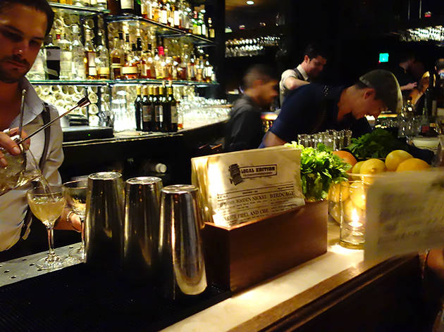 The best pick-up bars in San Francisco
