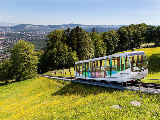 Gurtenbahn, Bern mountain, Time Out Switzerland