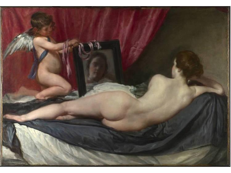 'The Rokeby Venus' - Diego Velázquez