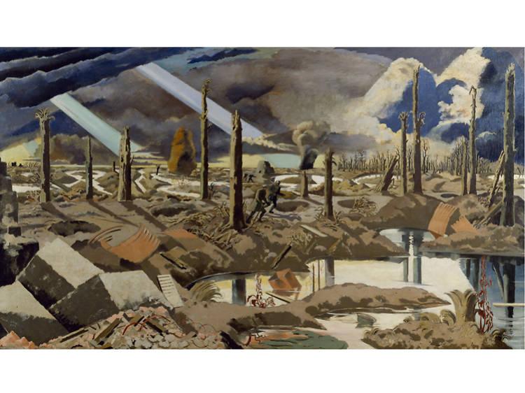 'The Menin Road' - Paul Nash