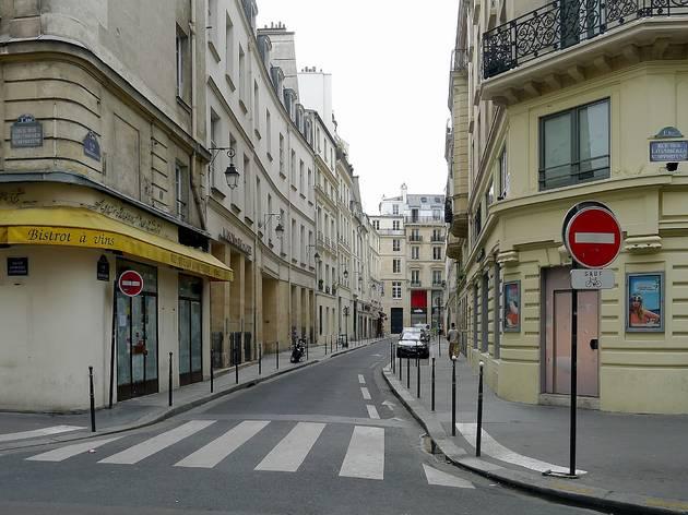 Rue des Deux-Boules