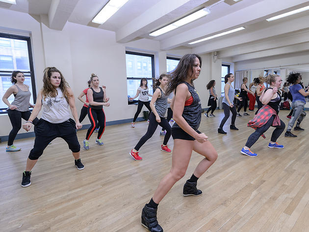Dance studios for adults in ct