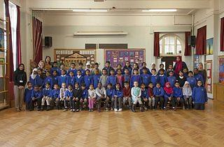 (Marion Richardson Primary School,Tower Hamlets (Classes 3H and 3B) Photo Courtesy Peter Liversidge)