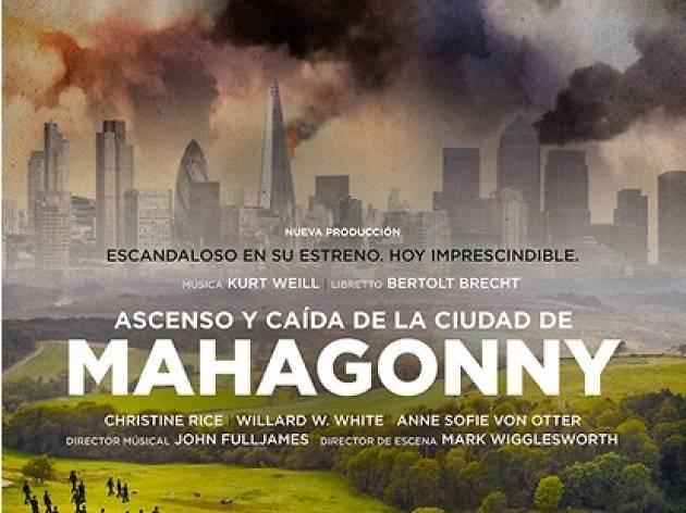 Ascenso y caída de la ciudad de Mahagonny