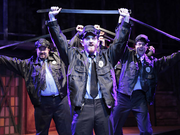 The Full Monty at Kokandy Productions