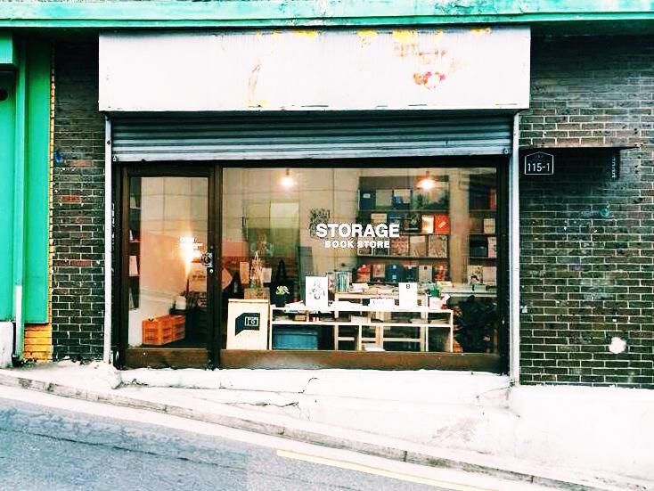 Storage book & film