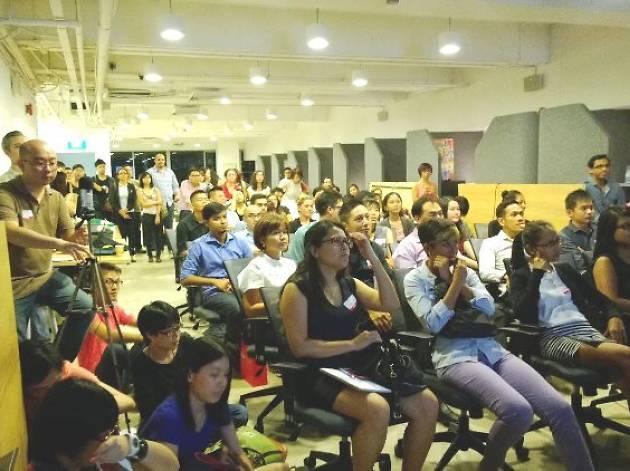 singapore geek girls