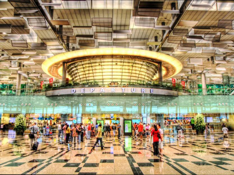 10 things to do at Singapore Changi Airport