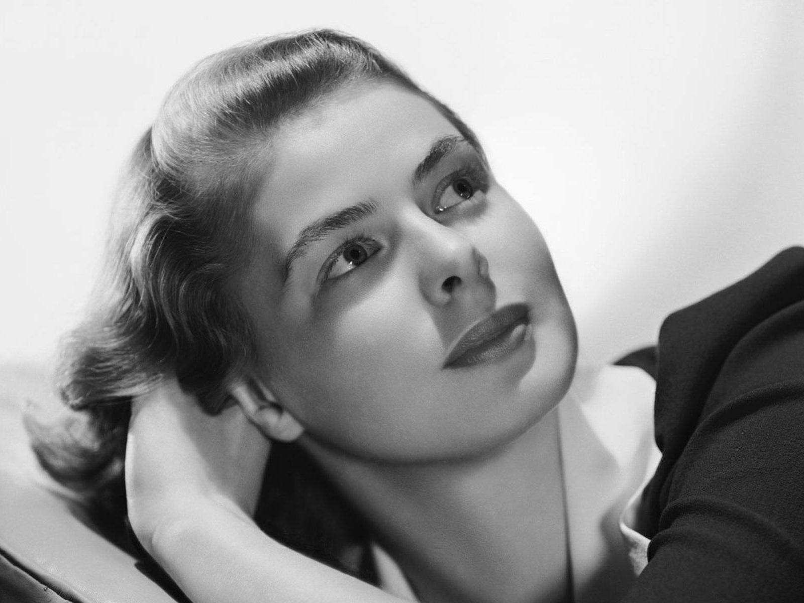 Ingrid Bergman s'affiche à Cannes