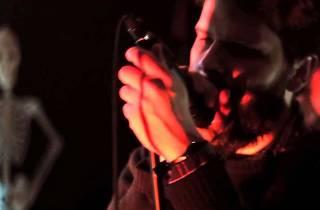 Cuchillo de Fuego + Anchord + DJ Pegatas