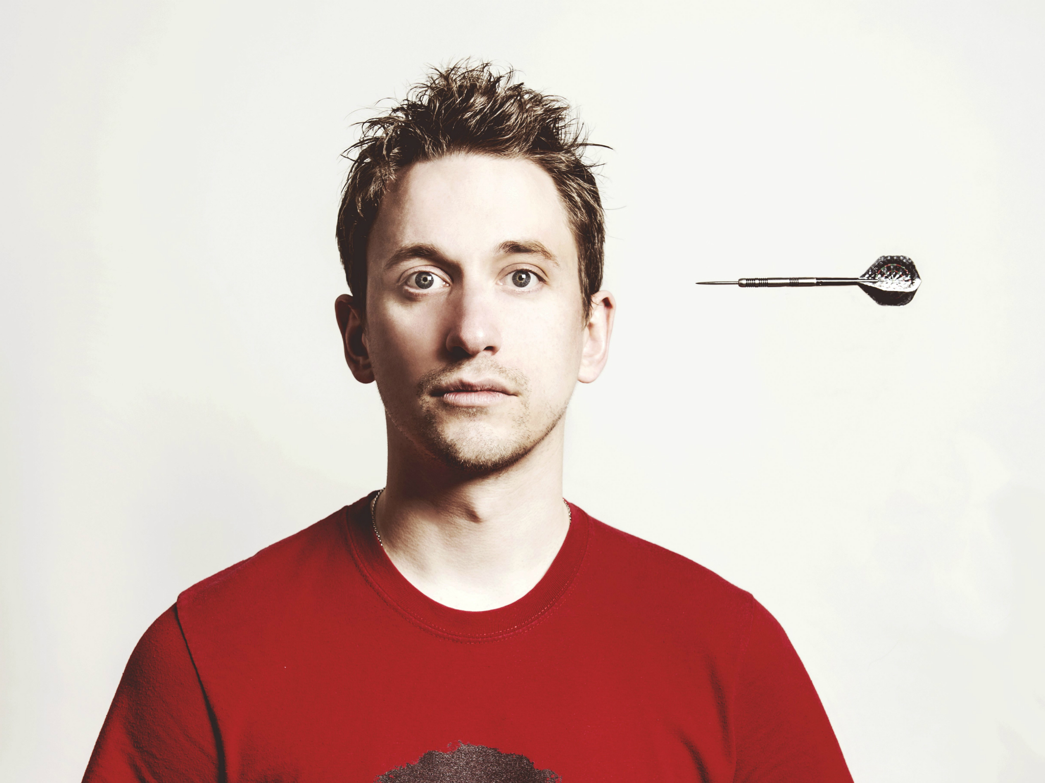 Five reasons to see John Robins