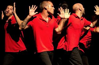 Dansat 2015: Cube