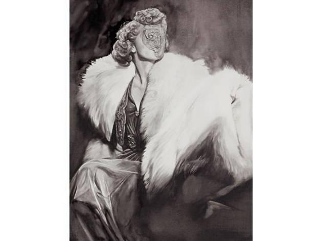 (Stephan Balleux, 'Mother fur', 2014 / Courtesy galerie Particulière, Paris )