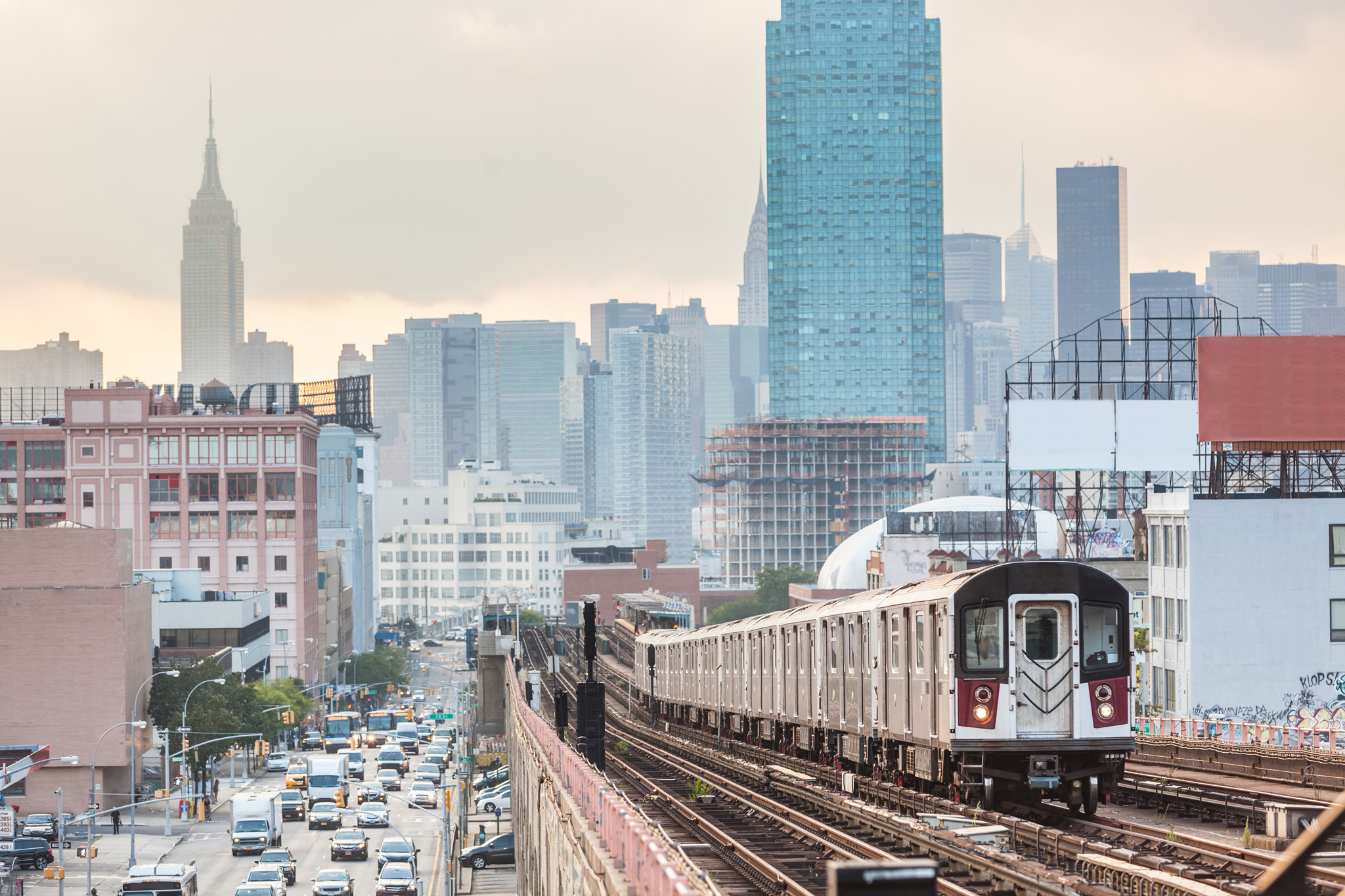 55 thoughts you'll have while riding the NYC subway