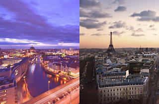 Win a trip to Berlin or Paris