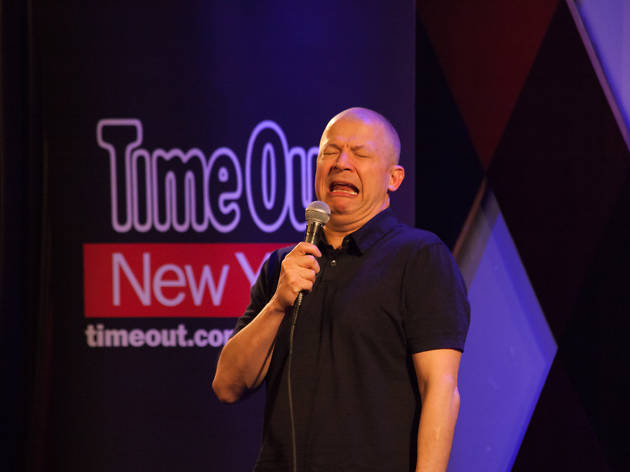 Here's what you missed at the Time Out New York Comedy Showcase last night