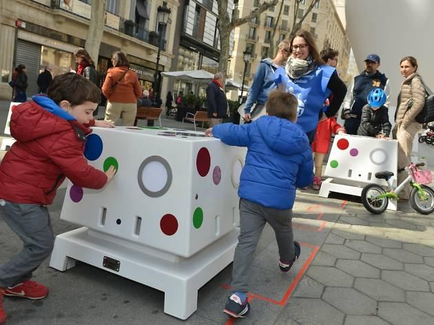 Diagonal, Passeig de Gràcia