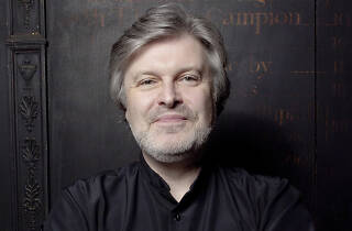 BBC Prom 24: Sir James MacMillan, Mahler