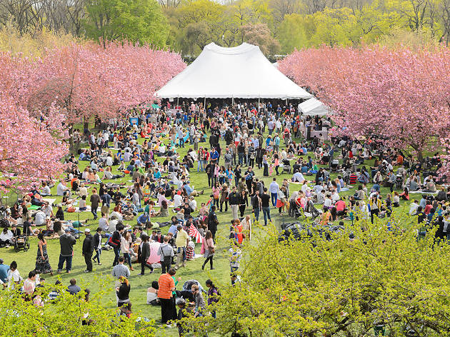 The best spring festivals in NYC