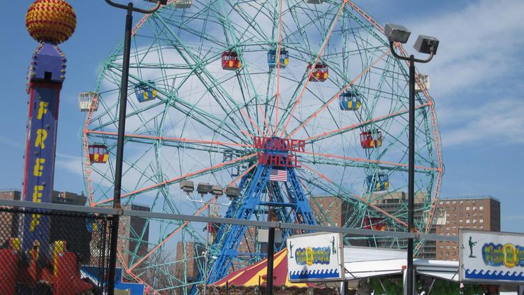 Deno's Wonder Wheel Amusement Park, 101 TTD