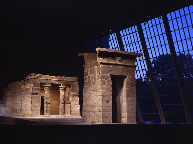 Temple of Dendur, The Metropolitan Museum of Art, 101 TTD