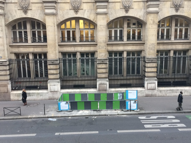 Abribus Paris