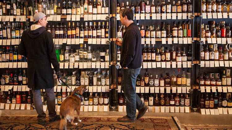 Independent Spirits is one of the best liquor stores in Chicago.