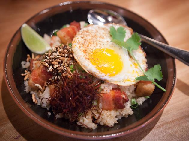 Fried rice at Ramen-San
