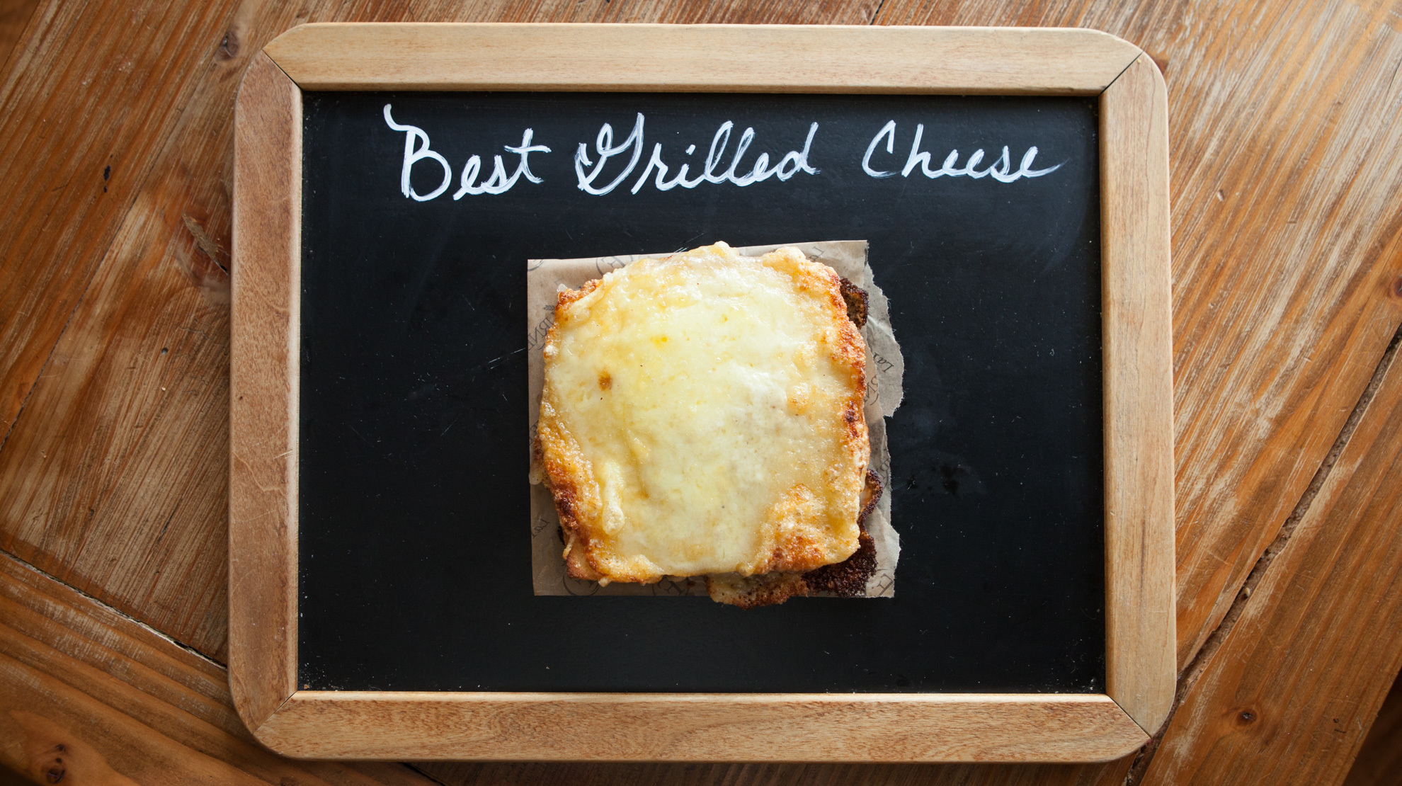 The best grilled cheese sandwiches in Chicago